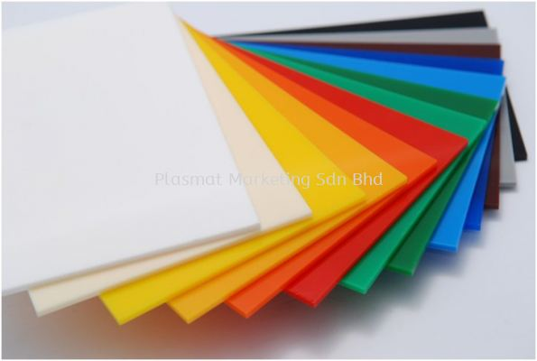 COLOUR ACRYLIC SHEET
