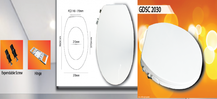 Build in Bidet Spray GDSC 2030