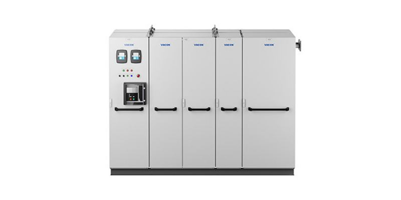Vacon® NXP Liquid Cooled Enclosed Drive
