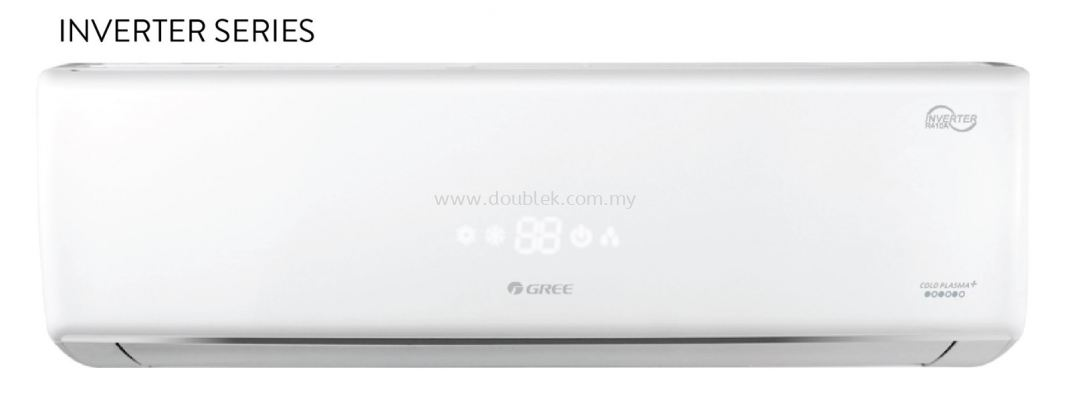 GWC12KF-K3DNA6A/I (1.5HP R410A Change Series Inverter)