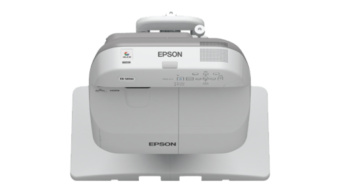 Epson 595Wi/585Wi/575Wi Ultra-Short Throw Interactive WXGA 3LCD Projector