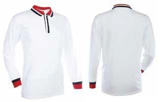 SJ 0500 - White,Red,Navy