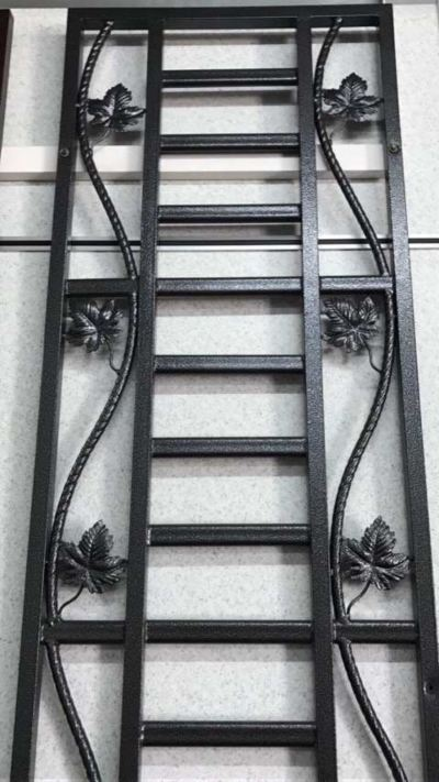 Wrought Iron Grill door & window