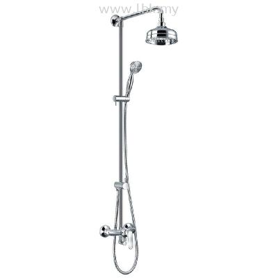 PRM-ESM35-L21B-RI-SHR27/SHW18A-LSR2-SH1-CP (Silver hose)