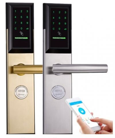 Bluetooth Door Lock