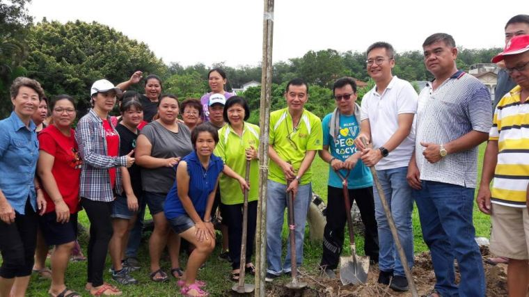 13.05.2018 Clean & Beautify Broga Village 3.0