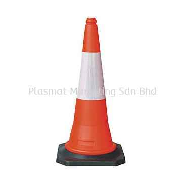 SAFETY CONE FLAT MAT 30""