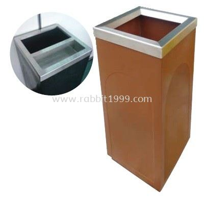 DAISY 90 - stainless steel top opening c/w inner liner