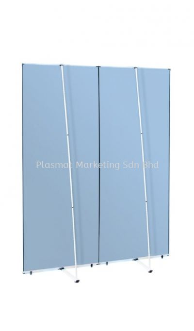 L STAND STRAIGHT BUNTING (SL2-DOUBLE PANEL)