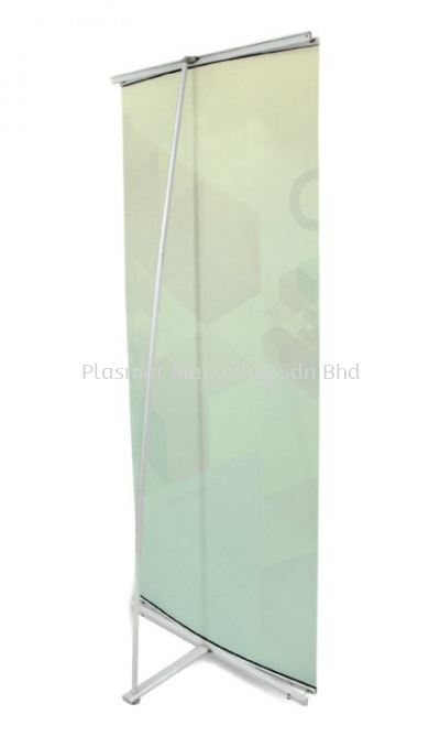 L STAND STRAIGHT / CURVE BUNTING (SL3-SINGLE PANEL)