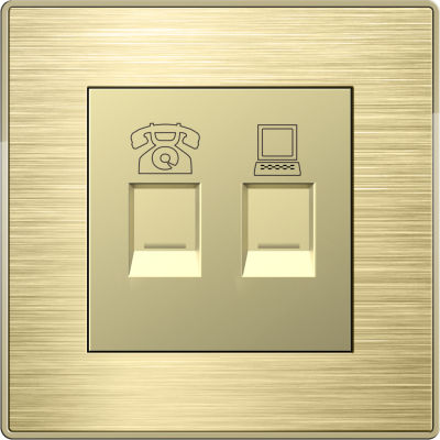 Telephone & Network Sockets