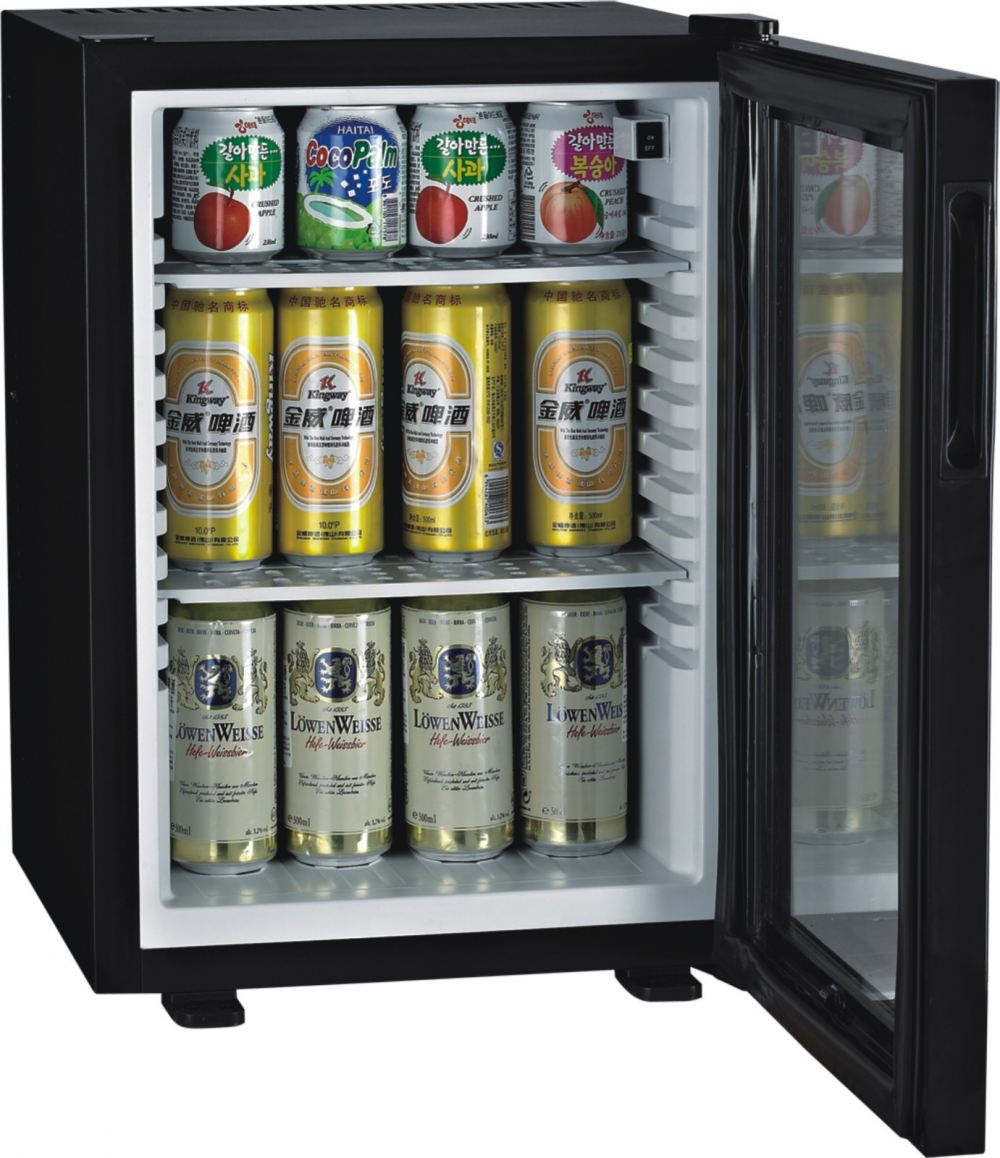 40l Hotel Mini Bar Glass Door Hotel Mini Bar Fridge 0 Db