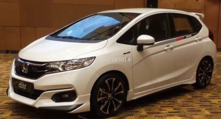 2014 2015 2016 2017 2018 2019 2020 honda fit jazz gk bodykit mugen style add on upgrade mugen performance look ppu material new set