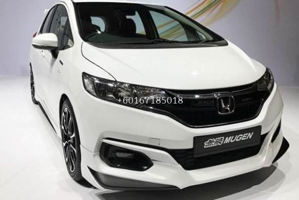 2014 2015 2016 2017 2018 2019 2020 honda fit jazz gk bodykit mugen style add on upgrade performance look ppu material new set