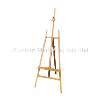 WOODEN EASEL STAND (SW)