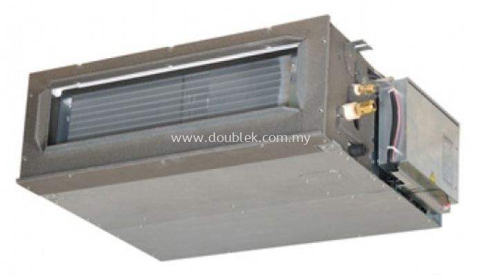 FDUM71VF1/1 (3.0HP Inverter Duct Con Low/Mid Static Pressure)