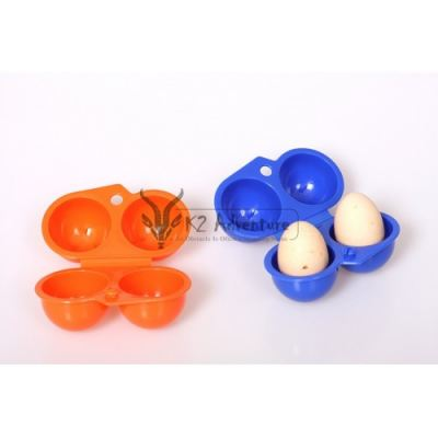 CAMPING EGG CONTAINER 2PCS