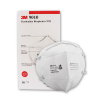 3M 9010 N95 Particulate Respirator Respirator and Mask Respiratory Protection