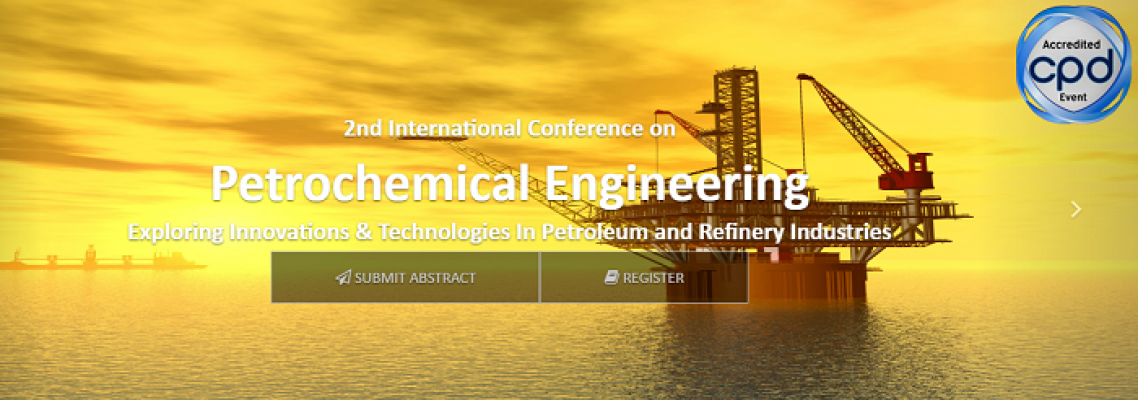 2nd International conference on Petrochemical Engineering