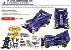 KH-AJ-61 Kit Model Kereta Lumba 4WD Science