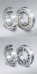 High-Capacity Cylindrical Roller bearings EW & EM Series