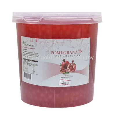 POMEGRANATE POPPING (3KG)