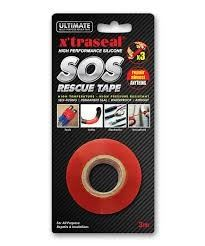 X'TRASEAL SOS TAPE 25MM X 3M