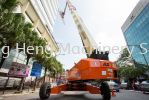 Diesel Powered Straight Boom Lift JLG Boom Lift