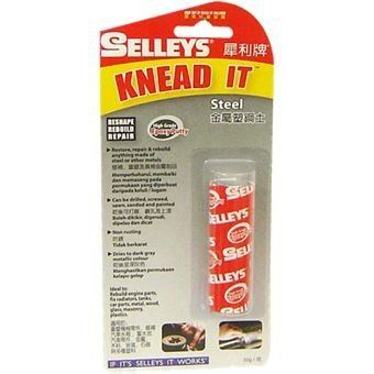 SELLEYS KNEAD IT STEEL 50GM