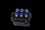 Volkswagen Touareg Airmatic Suspension Shock Valve Block Valve Block Volkswagen Series
