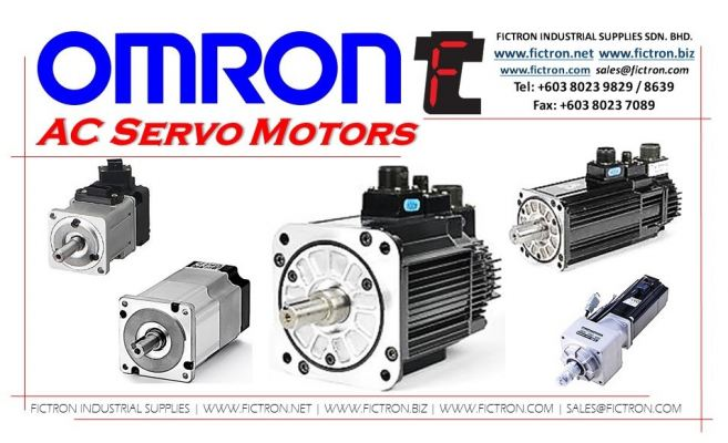 400W-R88M-W40030T 400WR88MW40030T 400W R88M W40030T OMRON AC Servo Motor Suppy & Repair By Fictron Industrial Supplies SDN BHD