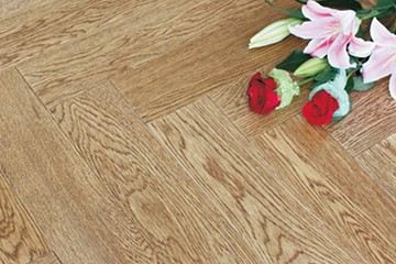 Oak-Herringbone Natural Smooth