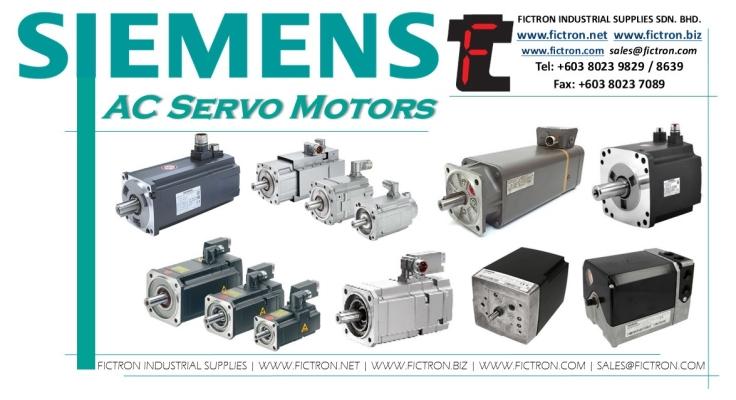 1FT6105-1AC71-3EH1 1FT6105 1AC71 3EH1 1FT61051AC713EH1 SIEMENS AC Servo Motor Supply & Repair by Fictron Industrial Supplies SDN BHD