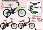 CM-HUGO 160 Bicycle-Crossmac BMX  Bicycle