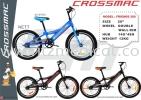 CM BMX  FRIENDS 200A  Bicycle-Crossmac BMX  Bicycle