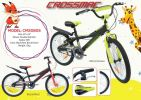 CM BMX CM20805B Bicycle-Crossmac BMX  Bicycle
