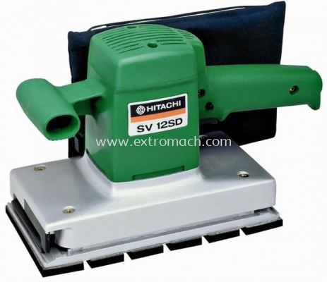 Hitachi 300W Orbital Sander SV12SD