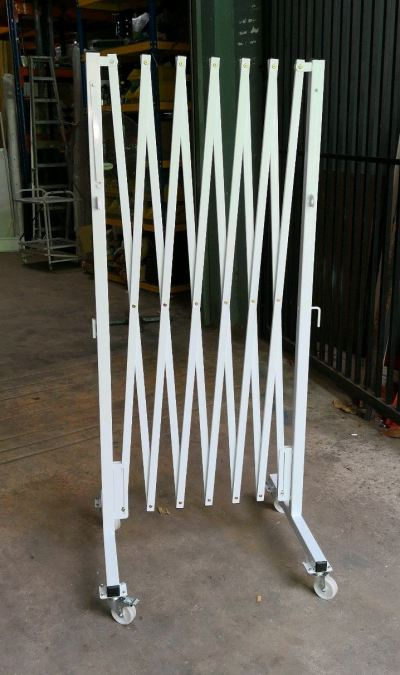 20491-1500Hx3000L Mm-Q-up Pole Railing