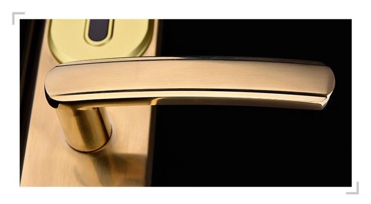 968-2-D Hotel Door Lock