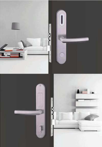 929-3-D Hotel Door Lock