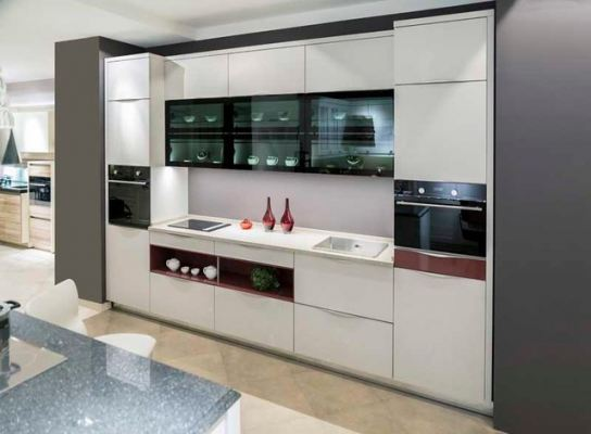 Acrylic Kitchen Door