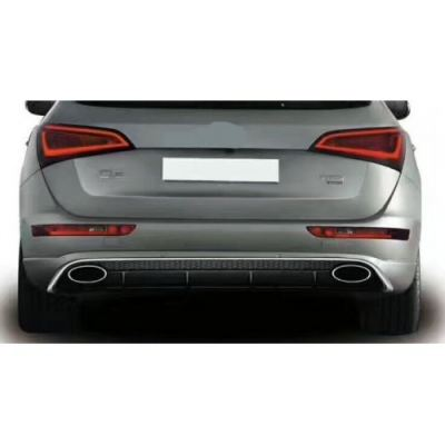 aUDI Q5 RSQ5 Look Rear Diffuser W/Tips