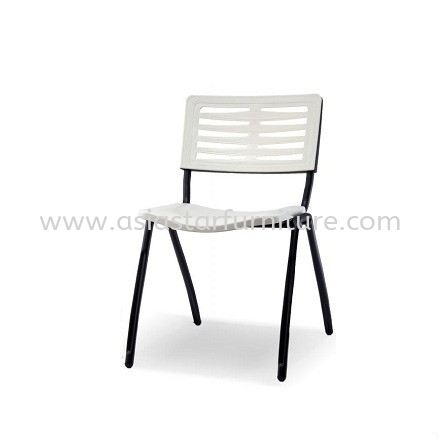 AEXIS-3 POLYPROPYLENE CHAIR C/W SQUARE METAL BASE  - folding/training chair - computer chair kerinchi | folding/training chair - computer chair bangsar south | folding/training chair - computer chair desa pandan