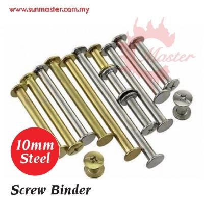 10mm Screw Binder