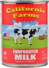 CFM-EVAPORATED MILK-VITAMIN D ADDED-354ML CALIFORNIA FARMS*USA CANNED FOOD