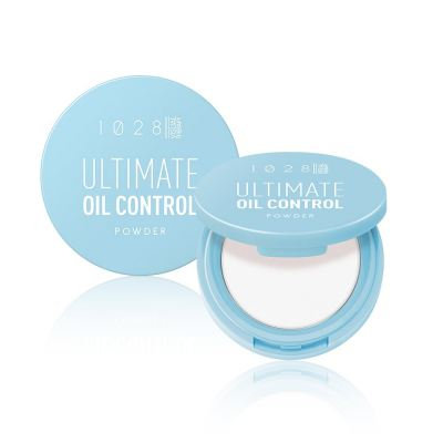 1028 Visual Therapy Ultimate Oil-Control Powder (Transparent)