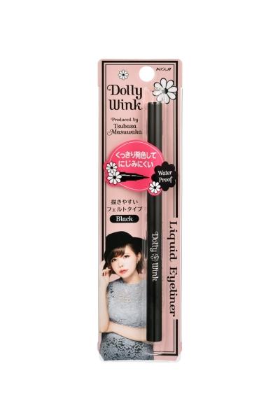 KOJI Dolly Wink Liquid Eyeliner (Impact Black)
