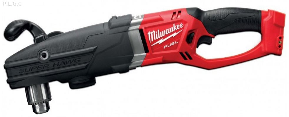 MILWAUKEE M18 FRAD SUPER HAWG RIGHT ANGLE DRILL