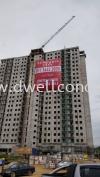 Giant banner Sunsuria Giant Banner