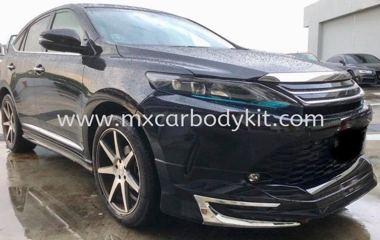 TOYOTA HARRIER 2017 MODELISTA V1 BODYKIT HARRIER 2017 TOYOTA